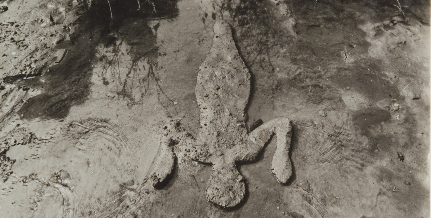 Ana Mendieta, untitled, 1978