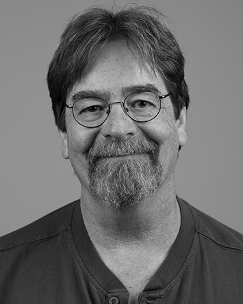 Dan Coester, Exhibits Technician