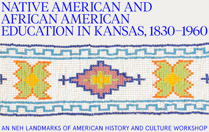 Native American and African American Education in Kansas 1830-1960