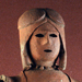 detail: Warrior Haniwa