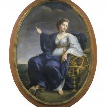 <a href='http://collection.spencerart.ku.edu/eMuseumPlus?service=ExternalInterface&module=collection&objectId=12557&viewType=detailView' target='_blank'><i>The Muse of Astronomy</i> by Marc Antonio Franceschini</a>