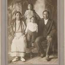 <a href='http://collection.spencerart.ku.edu/eMuseumPlus?service=ExternalInterface&module=collection&objectId=35799&viewType=detailView' target='_blank'><i>family portrait</i> by Fred R. Shiffert</a>