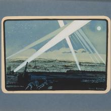 <a href='http://collection.spencerart.ku.edu/eMuseumPlus?service=ExternalInterface&module=collection&objectId=45422&viewType=detailView' target='_blank'><i>Les Projecteurs (The Searchlights)</i> by Maurice Busset</a>