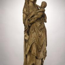 <a href='http://collection.spencerart.ku.edu/eMuseumPlus?service=ExternalInterface&module=collection&objectId=9170&viewType=detailView' target='_blank'><i>Virgin and Child on the Crescent Moon</i> by Tilman Riemenschneider</a>