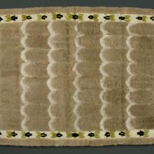 <a href='http://collection.spencerart.ku.edu/eMuseumPlus?service=ExternalInterface&module=collection&objectId=33888&viewType=detailView' target='_blank'><i>eider duck blanket</i> by Greenland Inuit peoples</a>