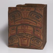 <a href='http://collection.spencerart.ku.edu/eMuseumPlus?service=ExternalInterface&module=collection&objectId=40761&viewType=detailView' target='_blank'><i>bentwood box</i> by Tlingit peoples</a>