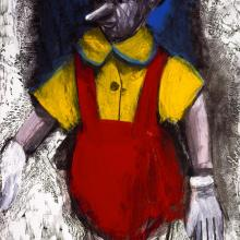 <a href='http://collection.spencerart.ku.edu/eMuseumPlus?service=ExternalInterface&module=collection&objectId=48937&viewType=detailView' target='_blank'><i>Red Enamel Pants</i> by Jim Dine</a>