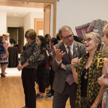 Friends of the Art Museum Annual Meeting and Reception.