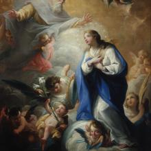 The Immaculate Conception, Mariano Salvador de Maella